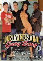 University Gang Bang 11