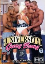 University Gang Bang 07