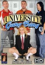 University Gang Bang 09