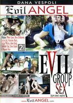 Evil Group Sex (2 Dvds)