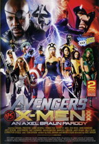Avengers Vs X-Men XXX: An Axel Braun Parody (2 Dvds)