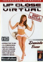 Up Close And Virtual With Danielle Foxxx