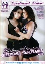 Lesbian Adventures: Older Women Younger Girls 08