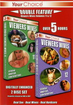 Viewer's Wives 11 + 12 (2 Dvds)