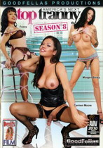 America's Next Top Tranny: Season 08