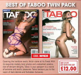 Best Of Taboo Twin Pack