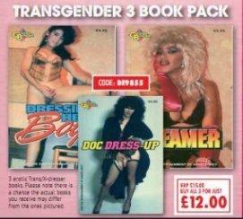 Transgender 3 Book Pack