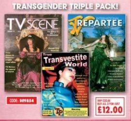 Transgender Triple Pack (ST1619)