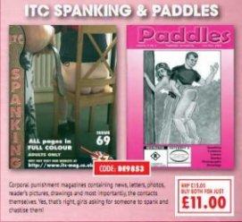 ITC Spanking + Paddles