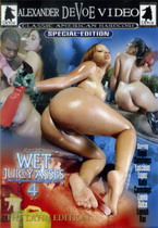Wet Juicy Asses 4: The Latin Edition