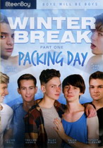Winter Break 1: Packing Day