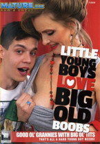 Little Young Boys Love Big Old Boobs