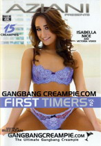 Gangbang Creampie: First Timers 2