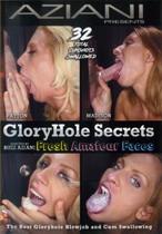 Gloryhole Secrets: Fresh Amateur Faces