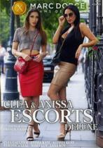Clea & Anissa: Escorts Deluxe