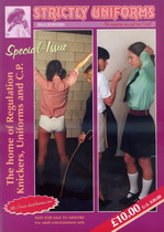 Spanking Strictly Uniforms 17