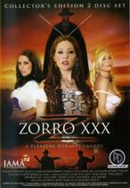 Zorro: XXX Parody (2 Dvds)