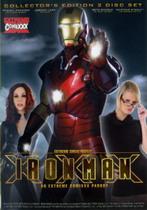 Iron Man XXX: An Extreme Comixxx Parody (2 Dvds)