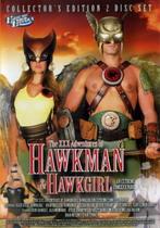 The XXX Adventures Of Hawkman & Hawkgirl: An Extreme Comixxx Parody (2 Dvds)