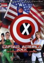Captain America XXX: An Extreme Comixxx Parody (2 Dvds)