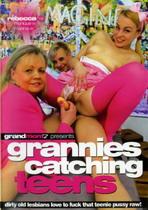Grannies Catching Teens
