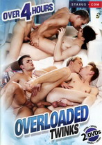 Overloaded Twinks (2 Dvds)