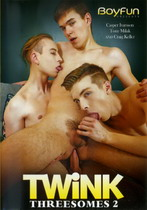 Twink Threesomes 2
