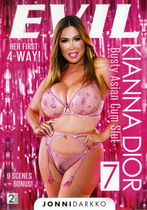 Kianna Dior: Busty Asian Cum Slut 7 (2 Dvds)