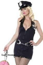 Armed And Dangerous Costume (Small To Medium)