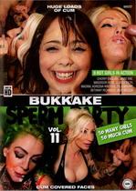 Bukkake Sperm Party 11