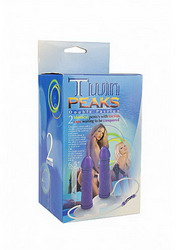 Twin Peaks Double Passion Strap On Dildos