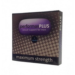 Performax PLUS Sexual Support For Men: 4 Tabs