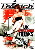 UK Fetish Freaks (2 Dvds)