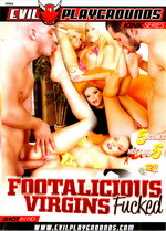 Footalicious Virgins Fucked 1