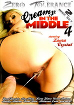 Creamy In The Middle 4 (2 Dvds)