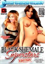 Black Shemale Superstars Edition