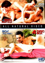 All Natural Video Box 1 (4 Dvds)