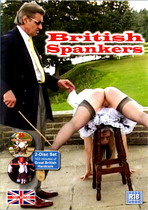 British Spankers (2 Dvds)