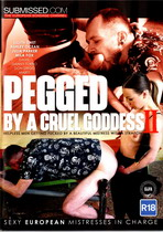 Pegged By A Cruel Goddess 2