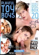 Playful Toy Boys 20 (2 Dvds)
