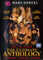 The Ultimate Anthology (6 Dvds)