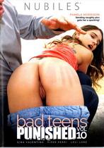 Bad Teens Punished 10