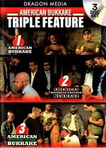 American Bukkake Triple Feature (3 Dvds)