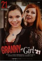 Granny Meets Girl 21