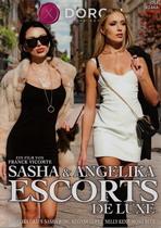 Sasha & Angelika: Escorts Deluxe
