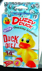 Duzzy Duck Inflatable