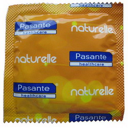Pasante Naturelle Condoms: 72 pack