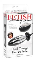 Shock Therapy Pleasure Probe