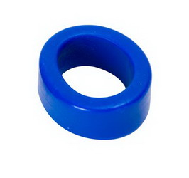 TitanMen Stretch Cock Ring: Blue