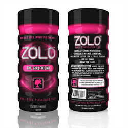 Zolo The Girlfriend Cup: Cerise